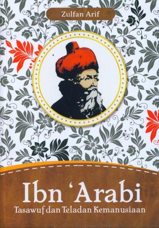 Cover Buku IBN ARABI