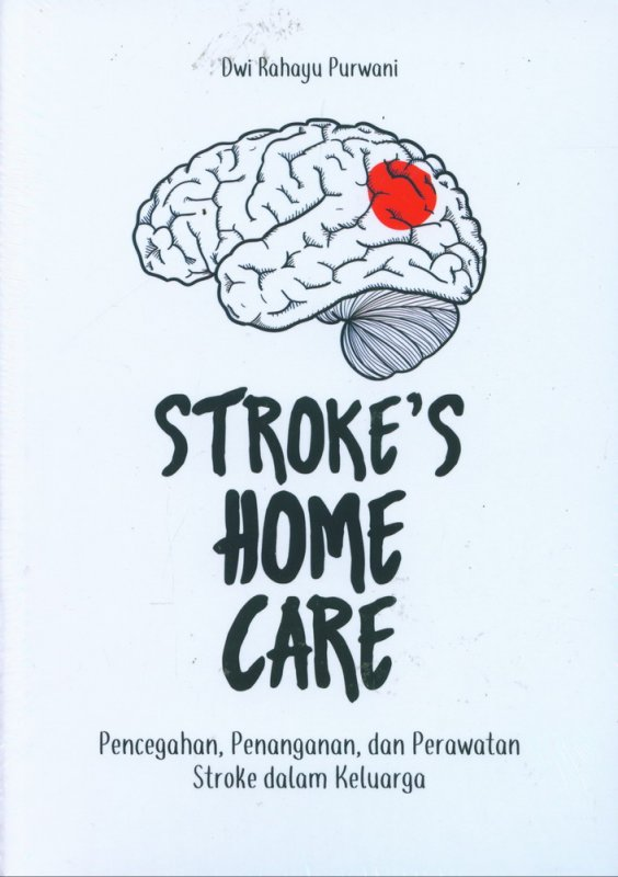 Cover Buku Stroke