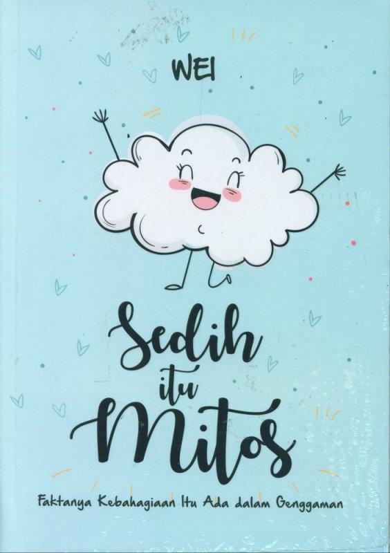 Cover Buku Sedih Itu Mitos