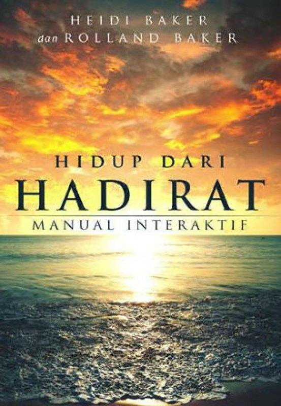 Cover Buku Hidup dari Hadirat