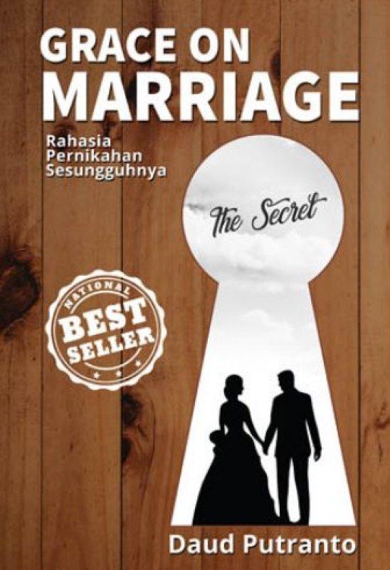 Cover Buku Grace on Marriage: The Secret
