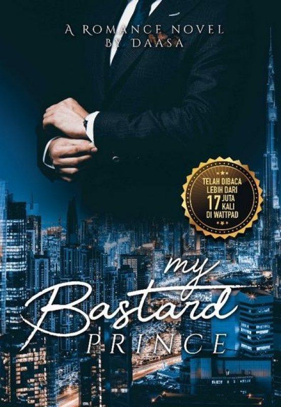 Cover Buku My Bastard Prince