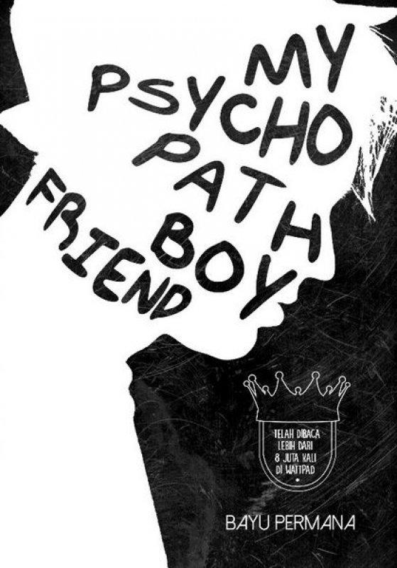 Cover Buku My Psychopath Boyfriend