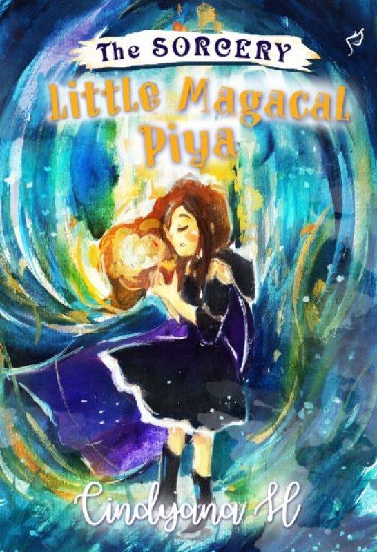Cover Buku Little Magacal Piya