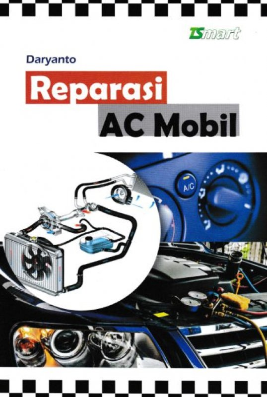 Cover Buku REPARASI AC MOBIL