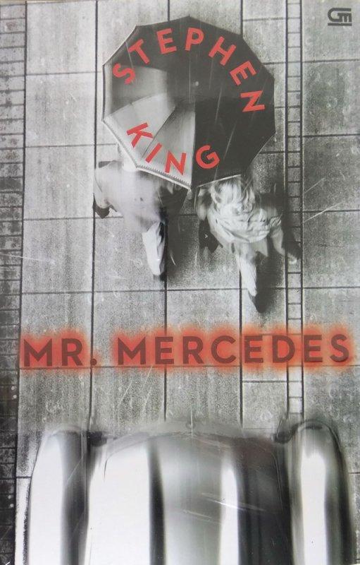 Cover Buku Mr. Mercedes