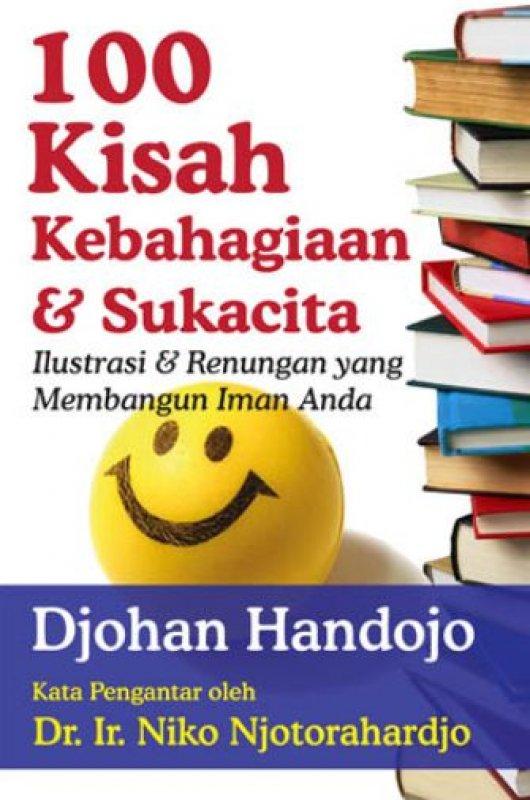 Cover Buku 100 Kisah Kebahagiaan & Sukacita