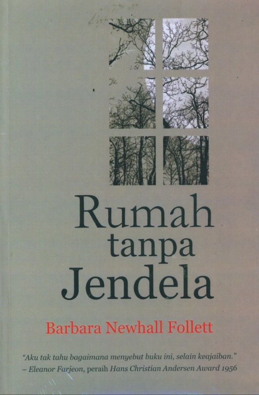 Cover Buku Rumah Tanpa Jendela