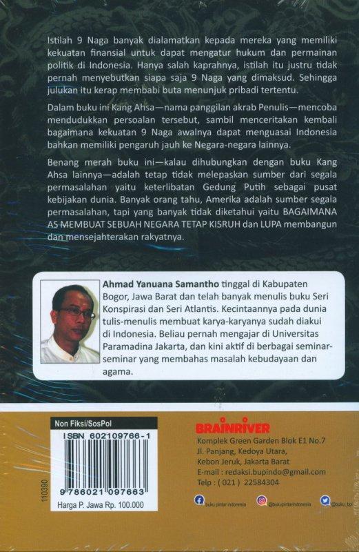 Cover Belakang Buku 9 Naga The Asia Secret Society