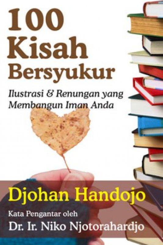 Cover Buku 100 Kisah Bersyukur