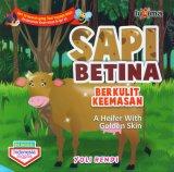Sapi Betina Berkulit Keemasan - A Heifer With Golden Skin (Bilingual)