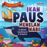 Ikan Paus Menelan Nabi - A Whale Swallowed A Prophet (Bilingual)