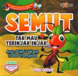 Semut Tak Mau Terinjak Injak - Ants Didnt Want To Be Trampled (Bilingual)