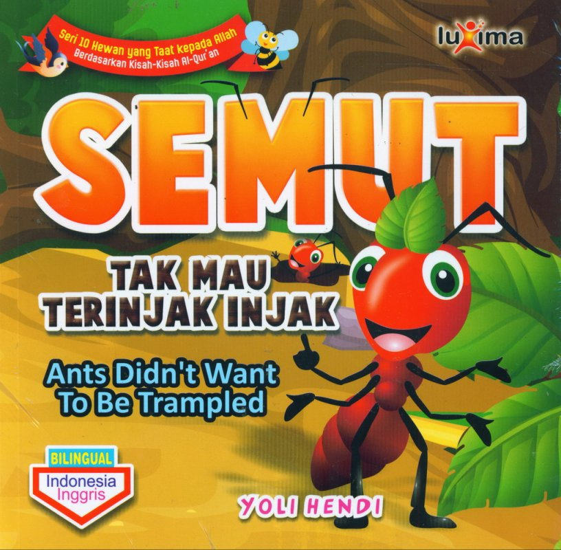 Cover Semut Tak Mau Terinjak Injak - Ants Didnt Want To Be Trampled (Bilingual)