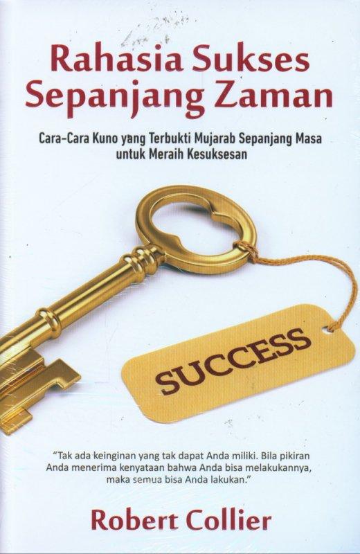 Cover Buku Rahasia Sukses Sepanjang Zaman