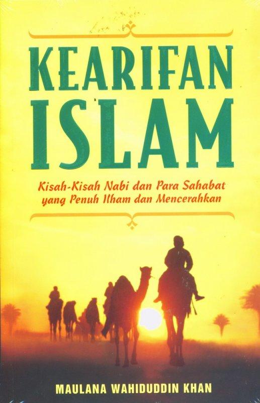 Cover Buku Kearifan Islam