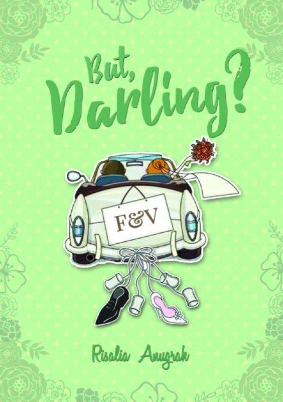 Cover Buku But Darling?