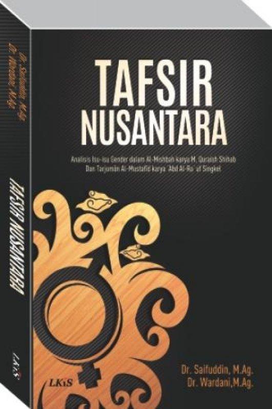 Cover Buku Tafsir Nusantara (Palapa)