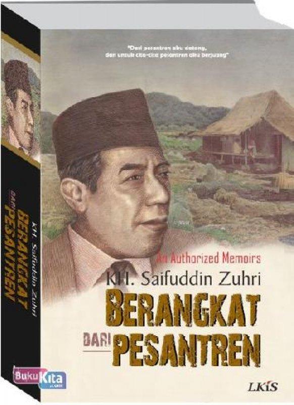 Cover Buku Berangkat dari Pesantren (Palapa)