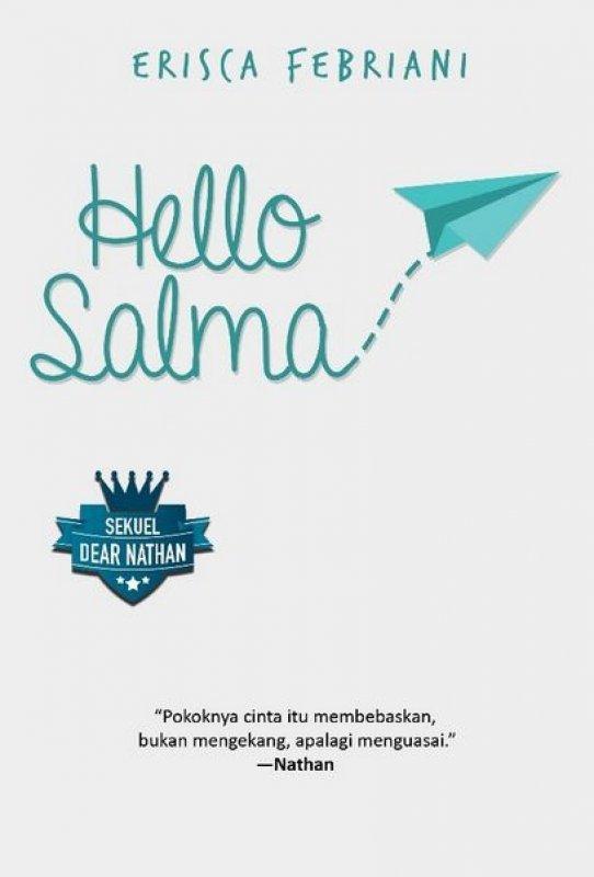 Cover Buku Hello, Salma (Disc 50%)