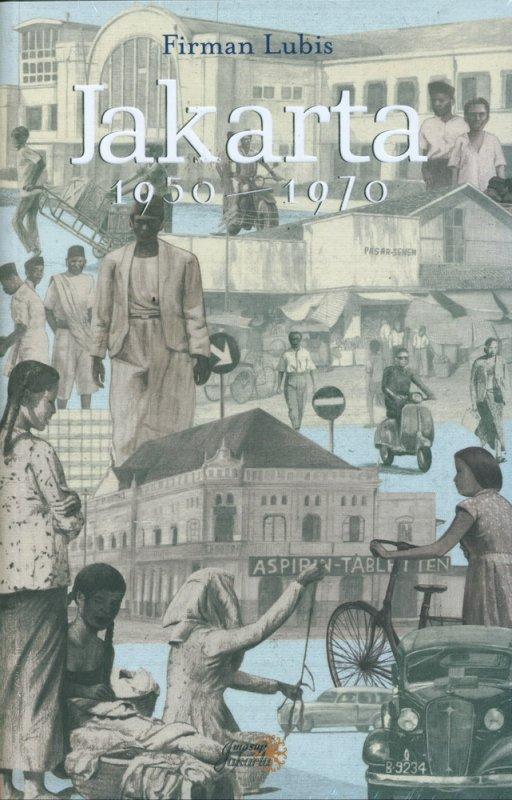 Cover Buku Jakarta 1950-1970