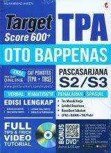 TARGET SCORE 600 + TPA OTO BAPPENAS