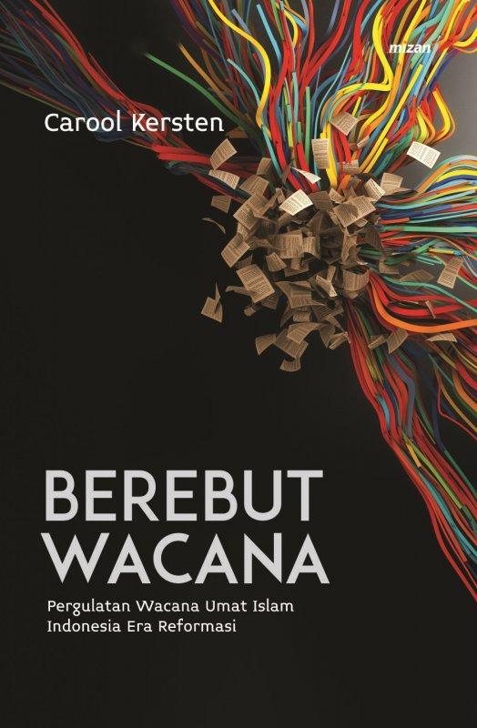 Cover Buku Berebut Wacana