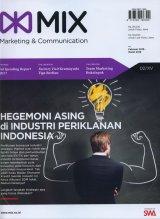 Majalah MIX Marketing Communications Edisi Februari - Maret 2018