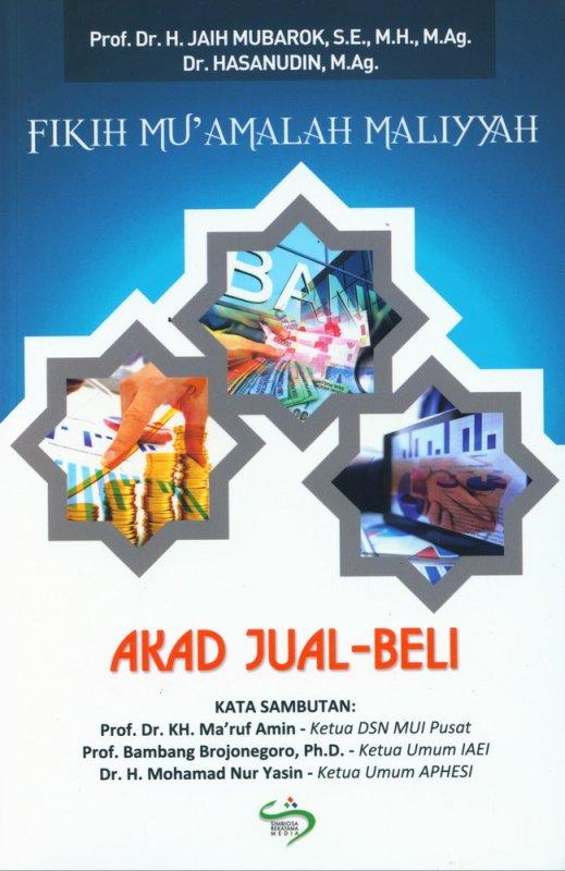 Cover Buku Fikih Muamalah Maliyyah: Akad Jual-Beli