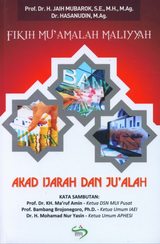 Cover Buku Fikih Muamalah Maliyyah: Akad Ijarah dan Jualah