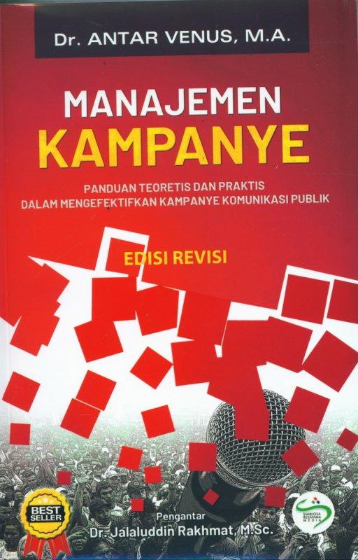 Cover Buku Manajemen Kampanye Edisi Revisi