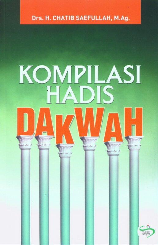 Cover Buku Kompilasi Hadis Dakwah