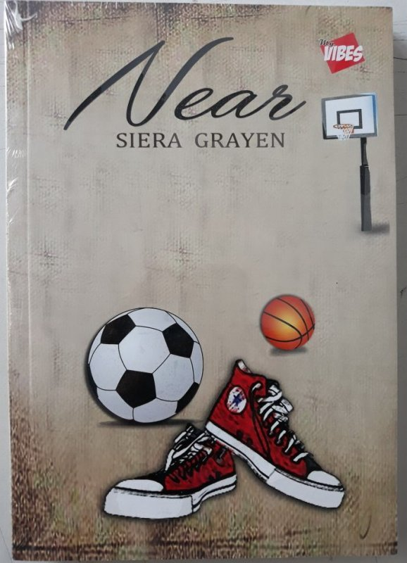 Cover Buku Near