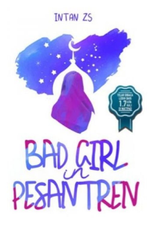 Cover Buku Bad Girl in Pesantren