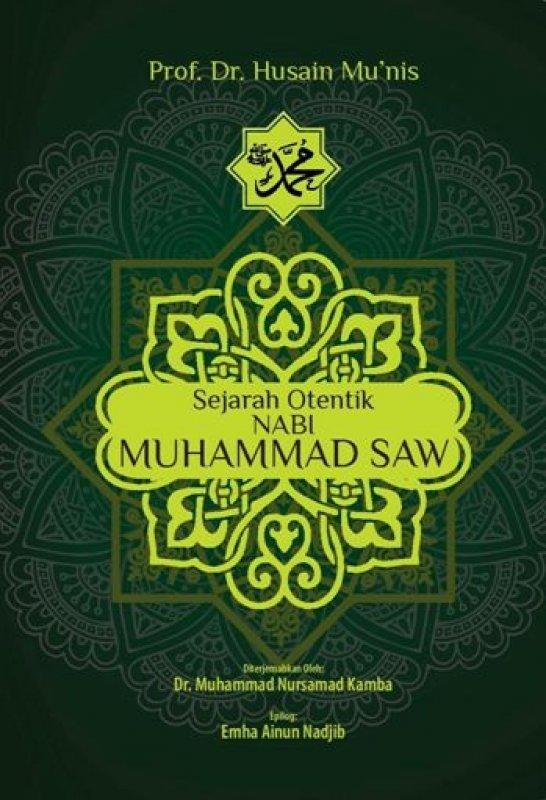 Cover Buku Sejarah Otentik Nabi Muhammad Saw