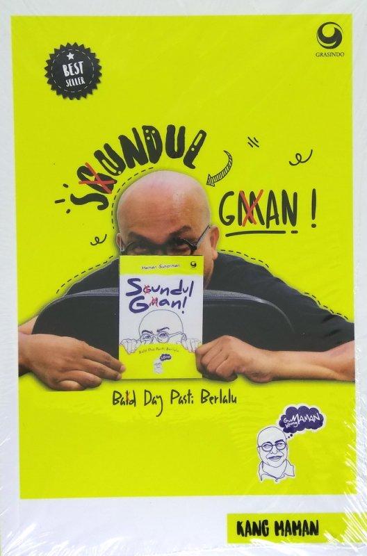 Cover Buku SGundul GMan BaId Day Pasti Berlalu - Edisi Revisi