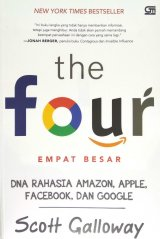 The Four: DNA Rahasia Amazon, Apple, Facebook, dan Google