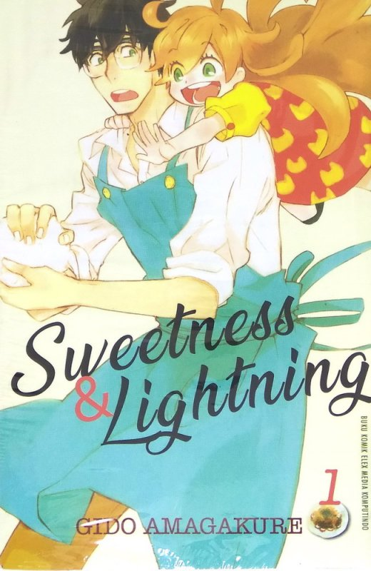 Cover Sweetness and Lightning 1