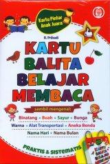 Kartu Pintar Anak Juara: Kartu Balita Belajar Membaca
