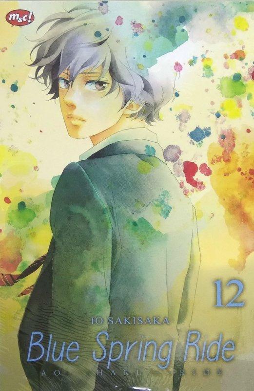 Cover Buku Blue Spring Ride 12