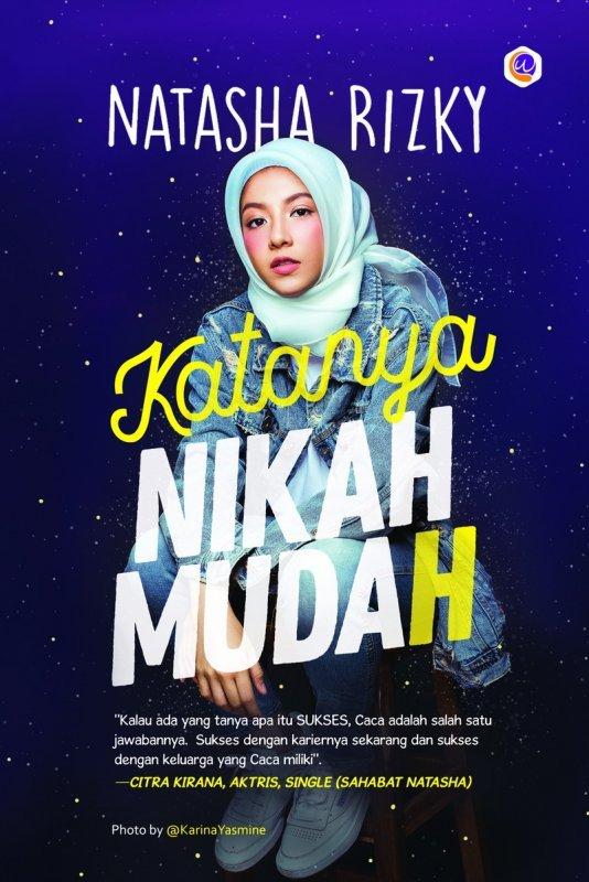 Cover Buku Katanya Nikah Mudah (Promo Best Book)