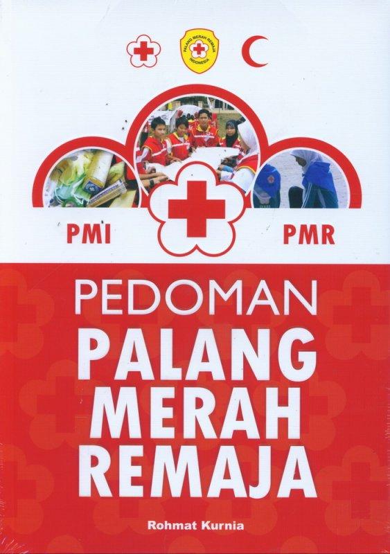 Cover Buku Pedoman Palang Merah Remaja