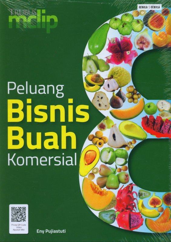 Cover Buku Peluang Bisnis 8 Buah Komersial