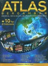 ATLAS BERGAMBAR Mengenal Seni & Budaya Seluruh Provinsi di Indonesia