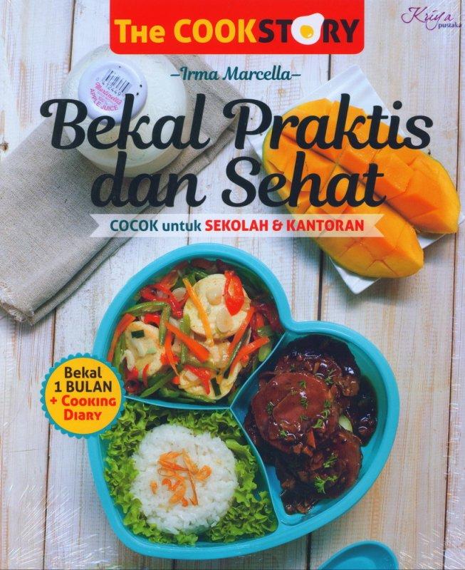 Cover Buku Bekal Praktis dan Sehat COCOK untuk SEKOLAH & KANTORAN