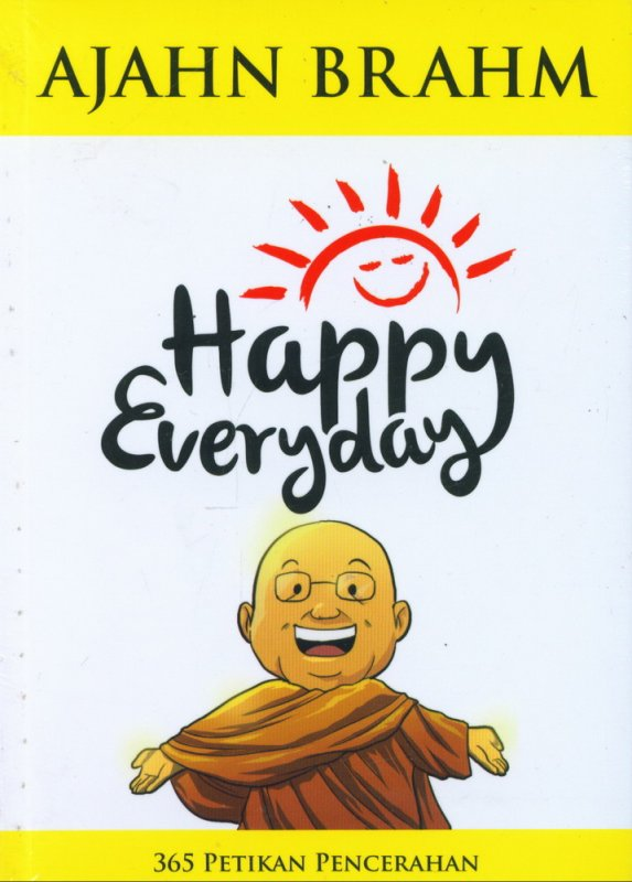 Cover Buku Happy Everyday