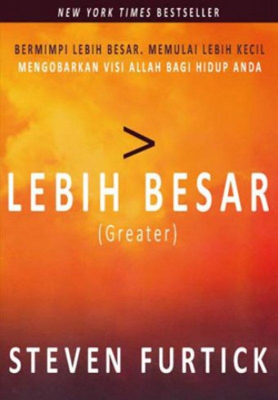 Cover Buku Lebih Besar (Greater)