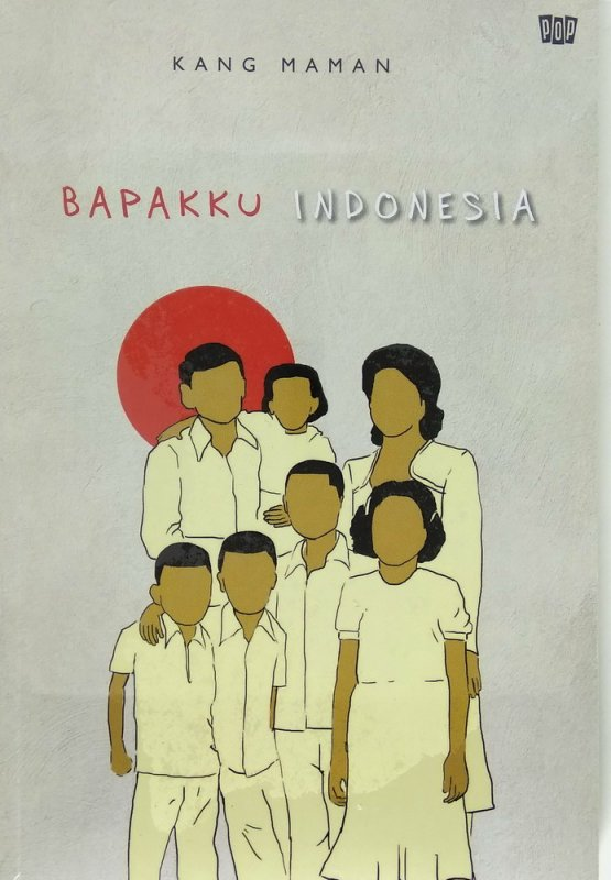 Cover Buku Bapakku Indonesia