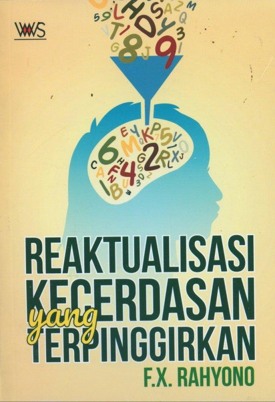 Cover Buku Reaktualisasi Kecerdasan yang Terpinggirkan