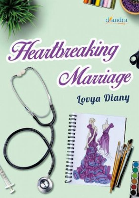 Cover Heartbreaking Marriage